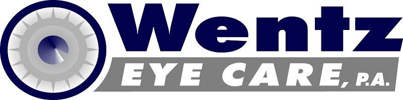 Wentz Eye Care Logo