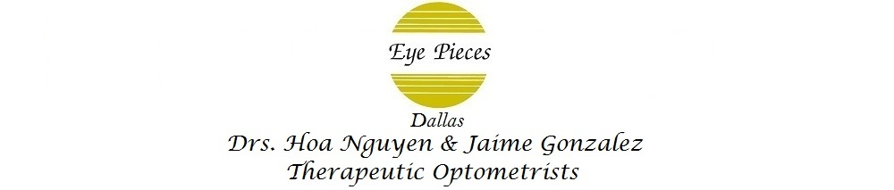 Eye Pieces Dallas Logo