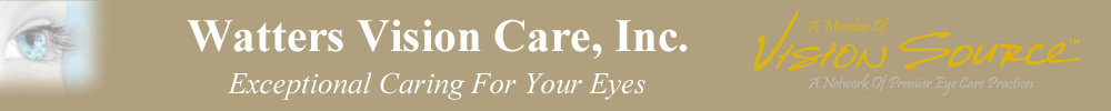 Watters Vision Care Patient Information Form
