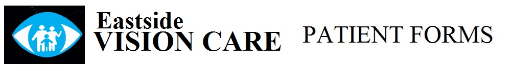 Eastside Vision Care Logo